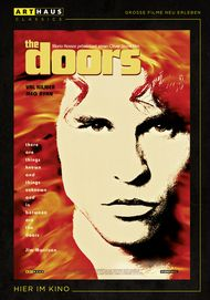 "Filmplakat für ""The Doors"""