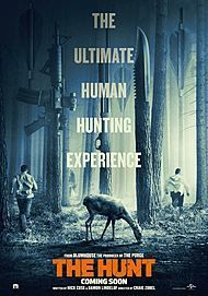 "Filmplakat für ""THE HUNT"""