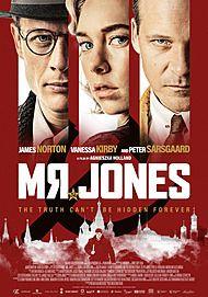 """Movie poster for """"MR JONES"""""""