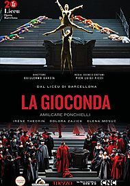 "Movie poster for ""LA GIOCONDA (GRAND TEATRE DEL LICEU)"""