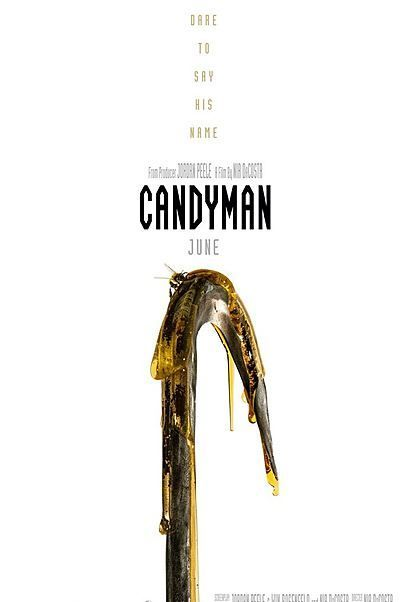 """Filmplakat für """"CANDYMAN"""""""