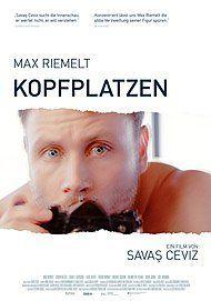 """Filmplakat für """"KOPFPLATZEN"""""""