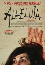 "Movie poster for ""ALLELUIA"""