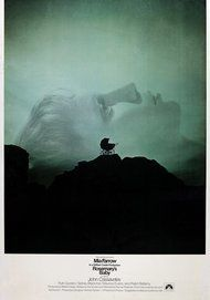 "Movie poster for ""Rosemary's Baby"""