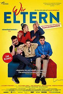 "Movie poster for ""PARENTS - WIR ELTERN"""