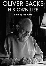"Movie poster for ""OLIVER SACKS: HIS OWN LIFE"""