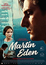 """Filmplakat für """"MARTIN EDEN"""""""