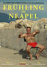 "Filmplakat für ""FRÜHLING IN NEAPEL"""