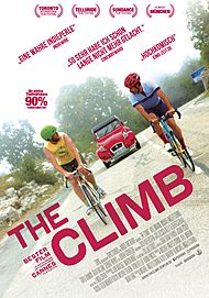 "Movie poster for ""THE CLIMB"""