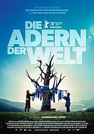 "Movie poster for ""DIE ADERN DER WELT"""