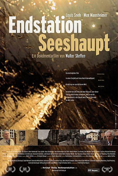 """Filmplakat für """"Endstation Seeshaupt - Der Todeszug von 1945"""""""