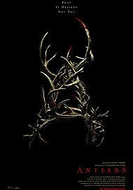 """Movie poster for """"ANTLERS"""""""