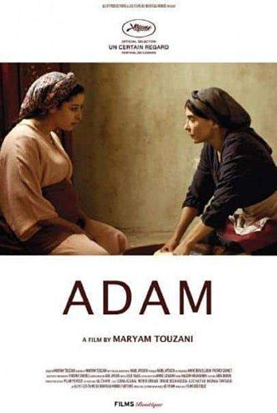 "Movie poster for ""ADAM"""