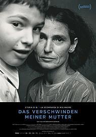 """Filmplakat für """"DAS VERSCHWINDEN MEINER MUTTER"""""""