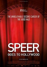 "Filmplakat für ""SPEER GOES TO HOLLYWOOD"""