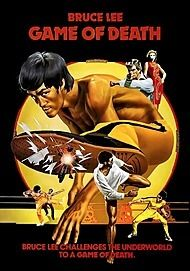 "Movie poster for ""GAME OF DEATH"""