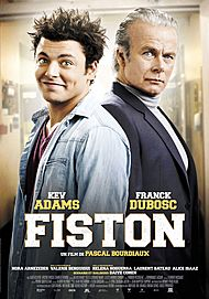 "Movie poster for ""FISTON"""