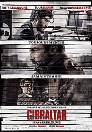 "Movie poster for ""GIBRALTAR"""