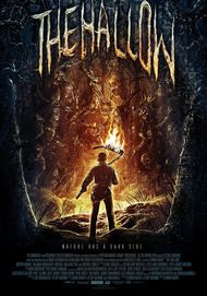 "Movie poster for ""THE HALLOW"""
