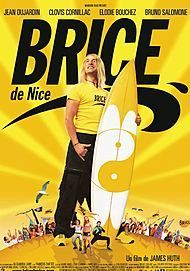 "Movie poster for ""BRICE DE NICE"""