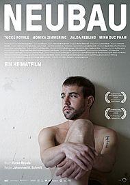 """Filmplakat für """"NEUBAU"""""""