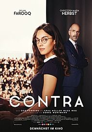 "Movie poster for ""CONTRA"""