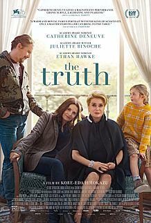 "Movie poster for ""THE TRUTH """