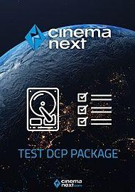 ملصقات فيلم : CINEMANEXT TEST DCP PACKAGE