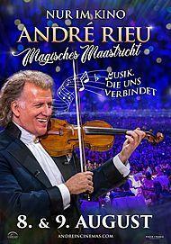 """Filmplakat für """"ANDRE RIEU: MAGISCHES MAASTRICHT - MUSIK, DIE UNS VERBINDET"""""""
