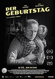"Movie poster for ""Der Geburtstag"""