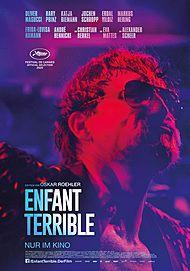 "Filmplakat für ""ENFANT TERRIBLE"""