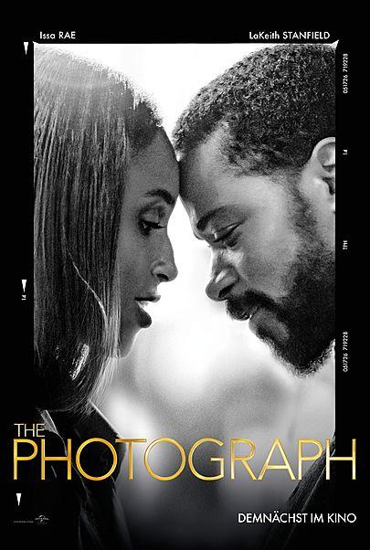 """Filmplakat für """"THE PHOTOGRAPH"""""""