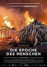 """Filmplakat für """"DIE EPOCHE DES MENSCHEN"""""""