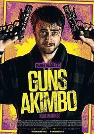 "Filmplakat für ""GUNS AKIMBO"""