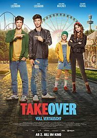 """Movie poster for """"TAKEOVER"""""""