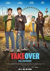 """Filmplakat für """"TAKEOVER - VOLL VERTAUSCHT"""""""