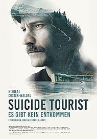 """Filmplakat für """" SUICIDE TOURIST - ES GIBT KEIN ENTKOMMEN"""""""
