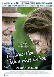 """Filmplakat für """"DIE SCHÖNSTEN JAHRE EINES LEBENS"""""""