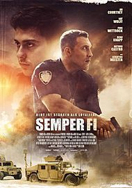 "Movie poster for ""SEMPER FI"""