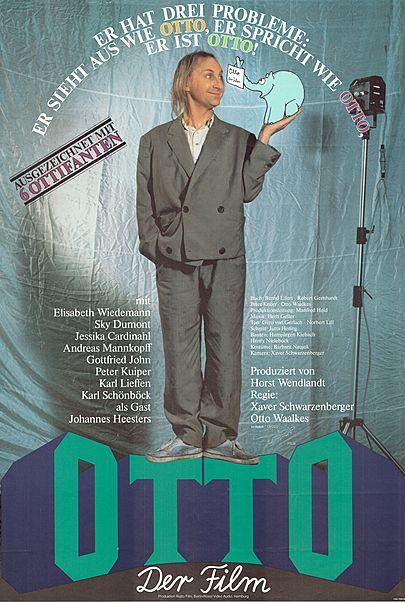 """Filmplakat für """"OTTO - DER FILM"""""""