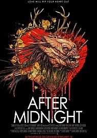 "Filmplakat für ""AFTER MIDNIGHT"""