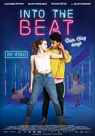 """Movie poster for """"INTO THE BEAT"""""""