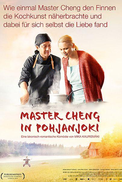 """Filmplakat für """"MASTER CHENG IN POHJANJOKI"""""""