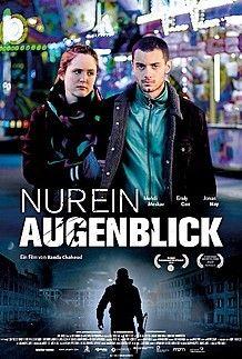 """Filmplakat für """"NUR EIN AUGENBLICK"""""""