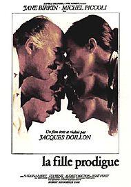 """Affiche du film """"LA FILLE PRODIGUE"""""""
