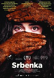 """Movie poster for """"SRBENKA """""""