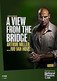 "Movie poster for ""A VIEW FROM A BRIDGE (NT LIVE)"""