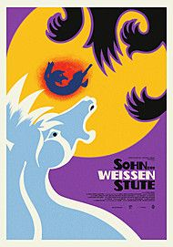 """Filmplakat für """"SOHN DER WEISSEN STUTE """""""