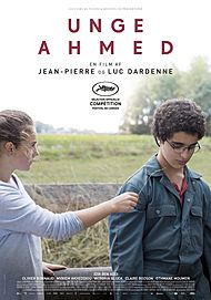 "Movie poster for ""UNGE AHMED"""