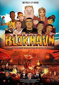 Plakat for BLOKHAVN